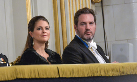 Are Sweden's royals moving to London?
