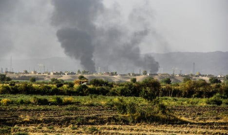 Two more Swedes die fighting for Isis in Iraq