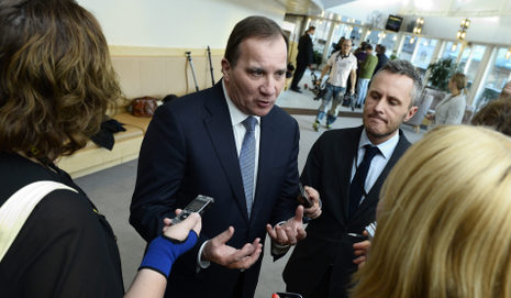 Swedish PM: 'It was time' to recognise Palestine