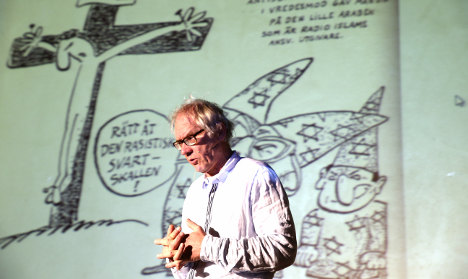 Swede calls for more controversial cartoons