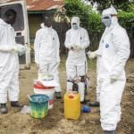Third aid worker from Sweden in Ebola scare