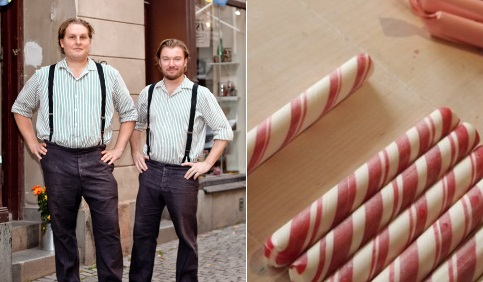 'Life as a Swedish candy-maker is sweet'