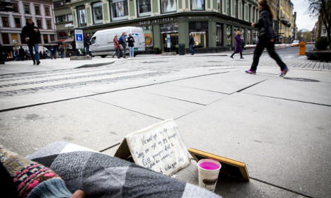 Ban on aiding beggars stopped after global fury