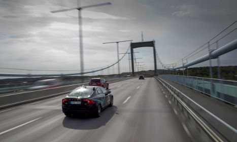 Swedes are Europe's 'least reckless' drivers