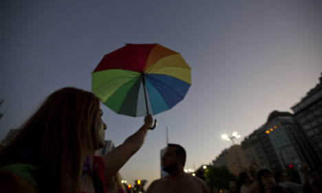 Swede jailed in Tunisia for 'homosexual acts'