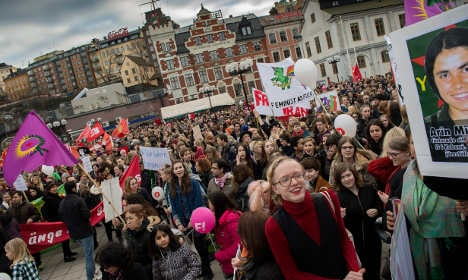 'Sweden is not some kind of equality paradise'