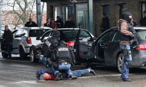 Bosnian court asked to hold 'terror plot' Swede