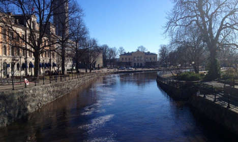 Mercury to shoot up to 15C in sunny Sweden