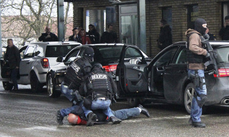 Swede accused of 'terror' a high-level criminal