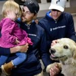 Stray dog Arthur to move in with Swedish family