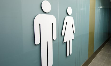 Swedish activists push for gender neutral toilets