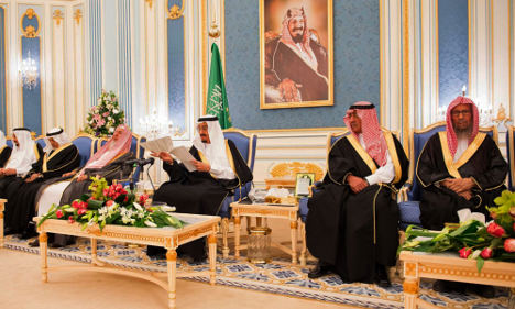 Saudi Arabia defends rights after Sweden row