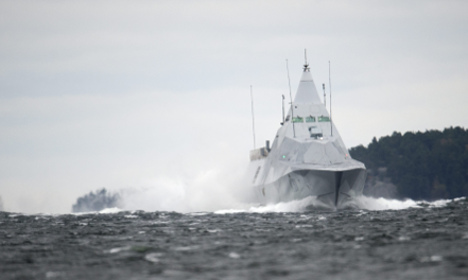 Russia 'biggest threat' to Sweden over past year