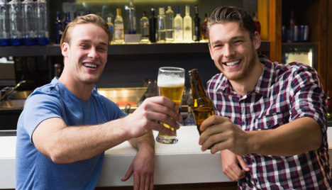 Alcohol becoming more accepted in Sweden