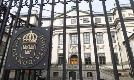 Swede to pay damages over sex tape of partner