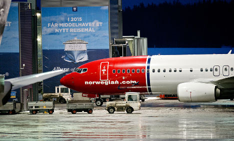 800 staff sent home after Norwegian strike action