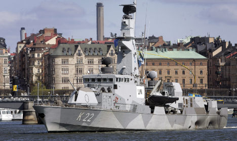 Sweden's military to get six billion kronor boost