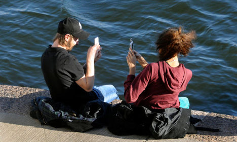Sweden enjoys hottest day of the year at 18.7C