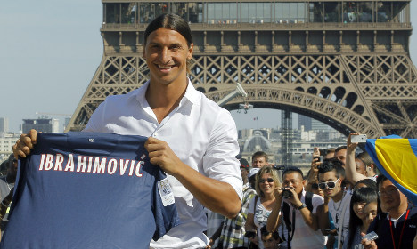 France jibe could lead to sanctions for Zlatan