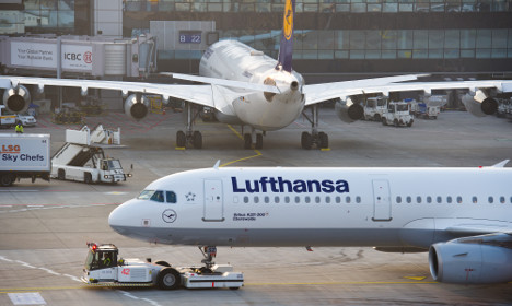 Sweden hit by third day of Lufthansa chaos