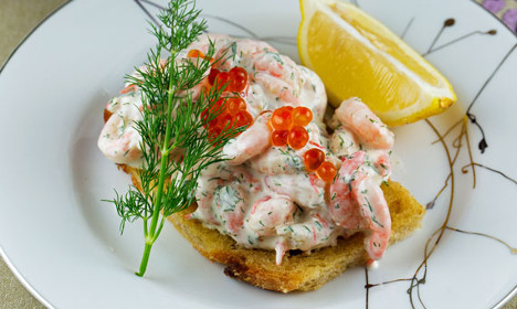 Introducing Sweden's easiest and tastiest fish dish