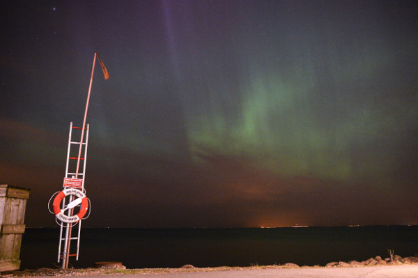 IN PICTURES: Northern Lights on show across Sweden
