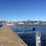 The Local's own reporter Emma Löfgren snapped this picture of Nynäshamn in the sunshine.Photo: Emma Löfgren