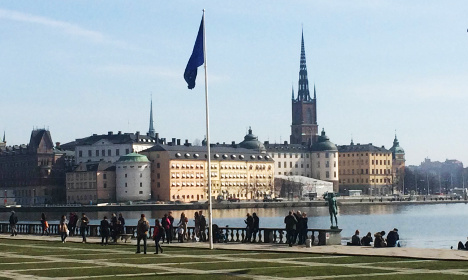 Early summer sweeps in across much of Sweden