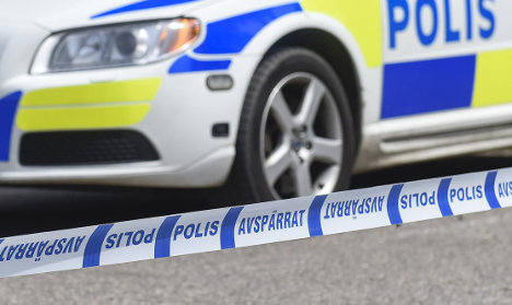 Rapist on the run after Swedish pupil attack