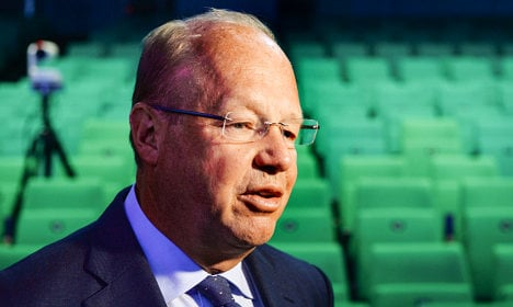 Head rolls in Sweden's private jets scandal