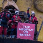 Swede leads Greenpeace Arctic oil mission