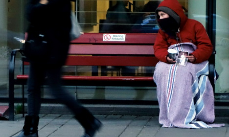 Sweden eyes deal with Romania on welfare