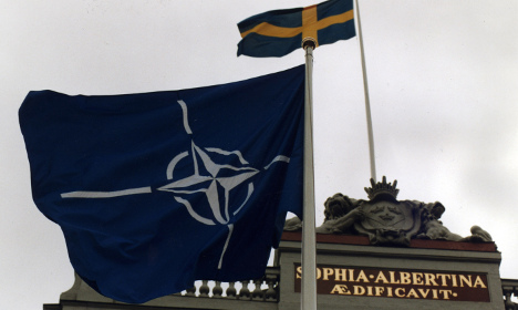 Sweden eyes closer defence ties with Nato