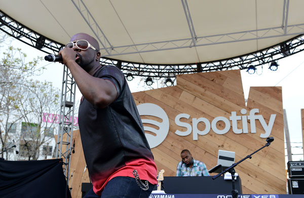 Spotify nears big new funding deal