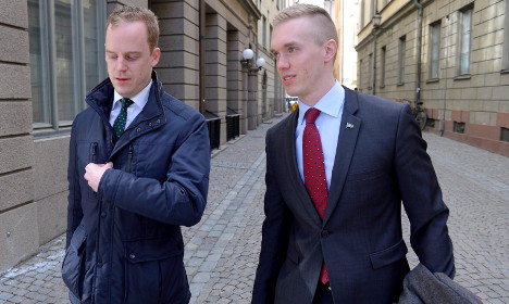 Sweden Democrats boot seven in extremism row