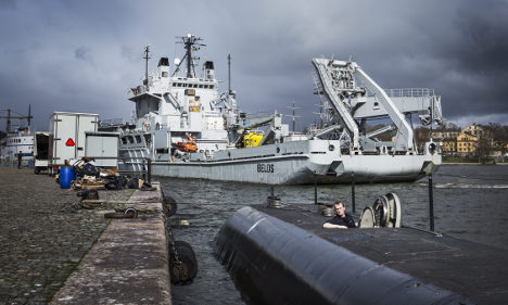 'Sweden's current military state is alarming'