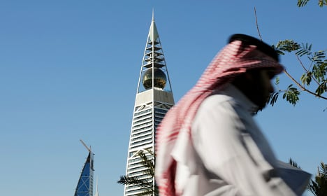 Swedes and Saudis friends again after spat