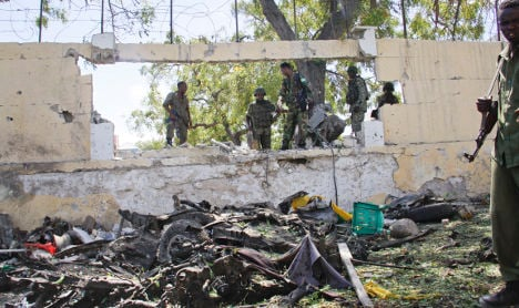 Swedes admit Somali terror group plot in US