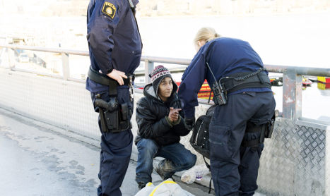 More illegal immigrants on the run in Sweden