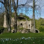 Alvastra Abbey was shut down by Gustav Vasa in the 1500s, but the abbey's treasure was hidden on nearby Omberg - and has still not been found.Photo: Solveig Rundquist/The Local