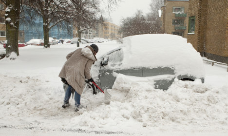 Swedes among least likely to die from cold