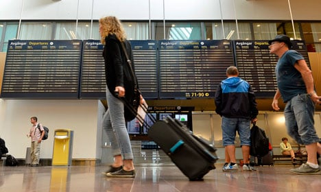 Stockholm airport to get fast lane into US