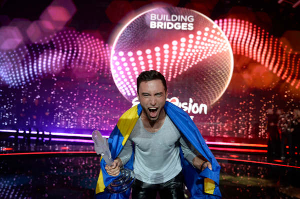 IN PICTURES: Måns Zelmerlöw through the years