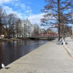 Juande, who lives in Uppsala, tweeted us this photo of the Swedish student city, north of Stockholm.Photo: @jdiossantos
