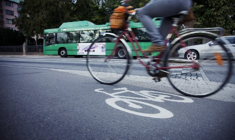 Malmö pedals to sixth spot in bicycling world