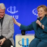 Stir over Swedish cash for Clintons' charity