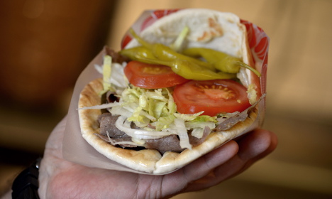 TV anchor 'sorry' after immigrant kebab gaffe