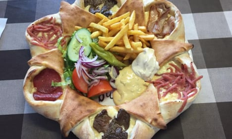 Is this Swedish pizza the best in the world?