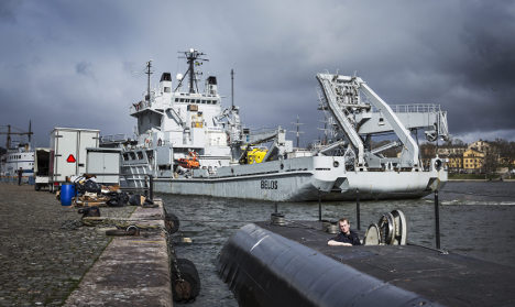 Swedish military moves after Russia worries