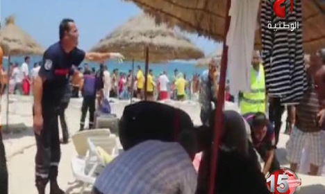 Swedes stuck in Tunisia after deadly terror attack